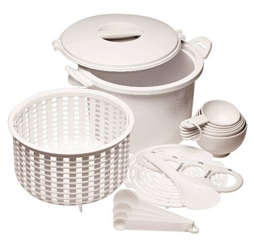 nordic ware microwave rice cooker instructions