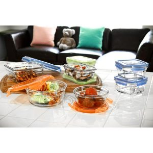 Glasslock Best microwavable glass containers