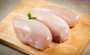 microwave chicken breast