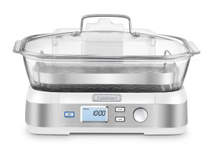 Digital Glass Steamer