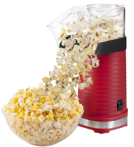 Oil Free Popcorn Maker Microwave Alternatives
