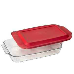 Pyrex dishes with lids qwecerergthg