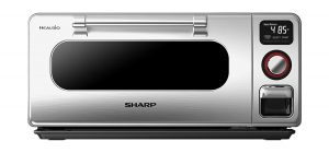 Sharp ZSSC0586DS, Superheated Steam Countertop Oven71PLNAdjr2L._SL1500_Alternative to microwave cooking